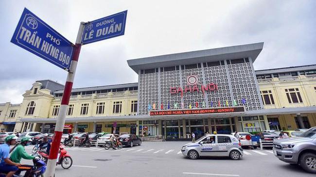 Bộ Xây dựng bác công trình 70 tầng ở Ga Hà Nội.