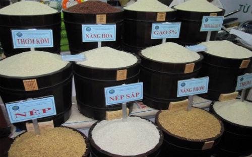 Gạo Việt tái cơ cấu để tăng xuất khẩu