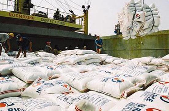 Trong 9 tháng, xuất khẩu gạo đã đạt 5,8 triệu tấn.