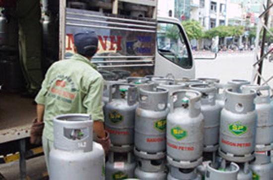 Giá gas hiện nay được điều tiết theo cơ chế thị trường.