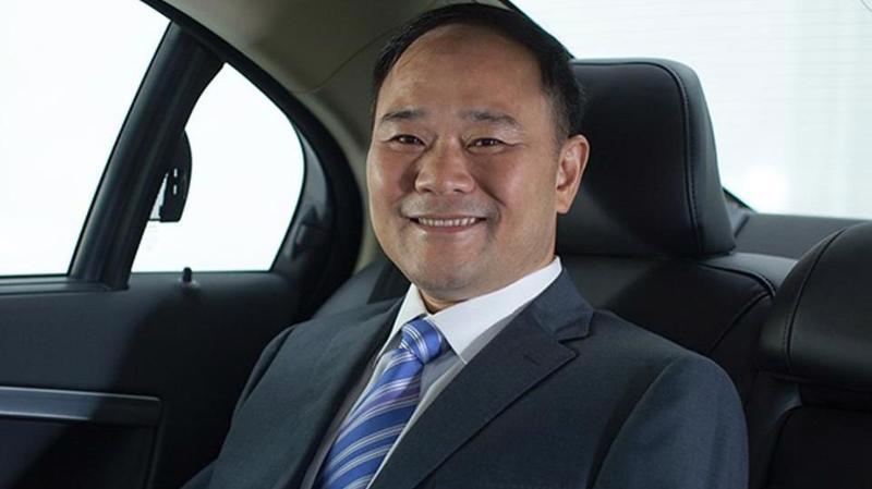 Ông Li Shufu hiện là người giàu thứ 10 tại Trung Quốc với tài sản 16,6 tỷ USD - Ảnh: Forbes.