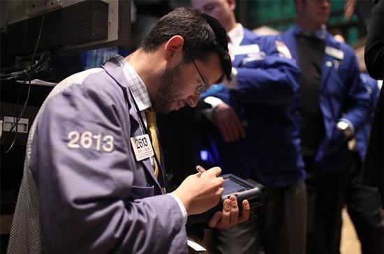 Xét về mức độ ảnh hưởng của thị trường thì cổ phiếu khối dược phẩm đóng vai trò quan trọng đối với sự thoái lui của các chỉ số phiên này - Ảnh: Getty Images.