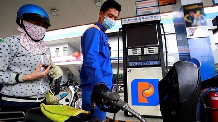Giá xăng dầu tăng đồng loạt