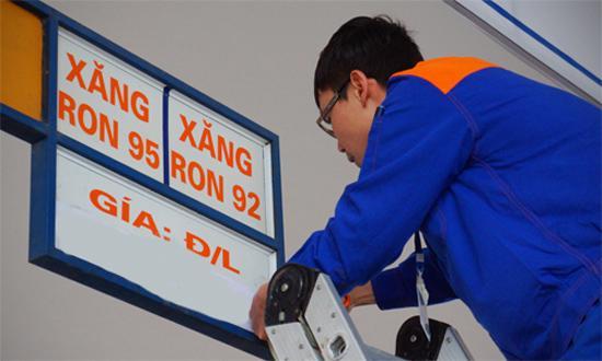 Tăng giá xăng, dầu vào thời điểm 4/8/2017 và thời điểm 19/8/2017 tác động làm CPI tăng khoảng 0,2%.