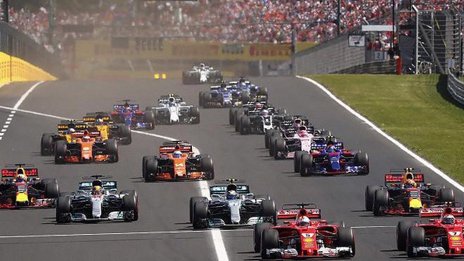 Giải đua xe F1 sẽ được tổ chức tại Việt Nam tháng 4/2020.