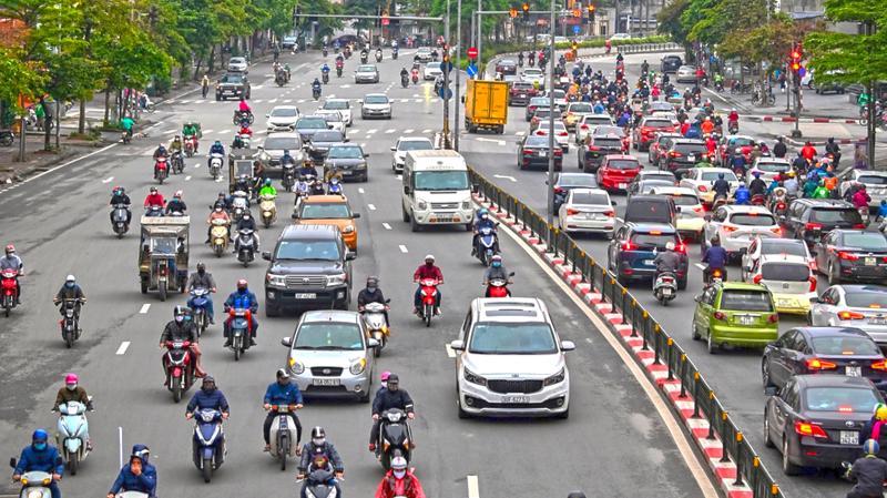 Ô tô bắt đầu chịu sự điều chỉnh của nhiều chính sách mới.