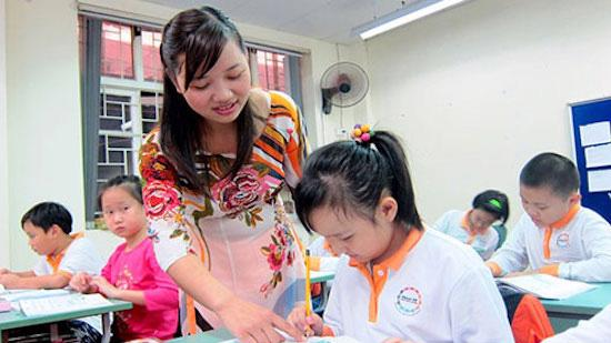 Trong kỳ thi tuyển viên chức giáo dục tới đây, Hà Nội yêu cầu người đăng ký dự tuyển phải có trình độ tin học, ngoại ngữ cơ bản. Ảnh minh họa.