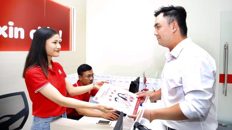 Thủ tục tại PTF đơn giản, quy trình duyệt hồ sơ nhanh, thời gian giải ngân nhanh chóng, dịch vụ chăm sóc khách hàng luôn được đề cao.