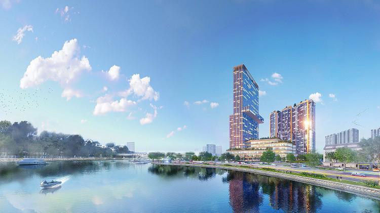 Dự án Dragon Riverside City.