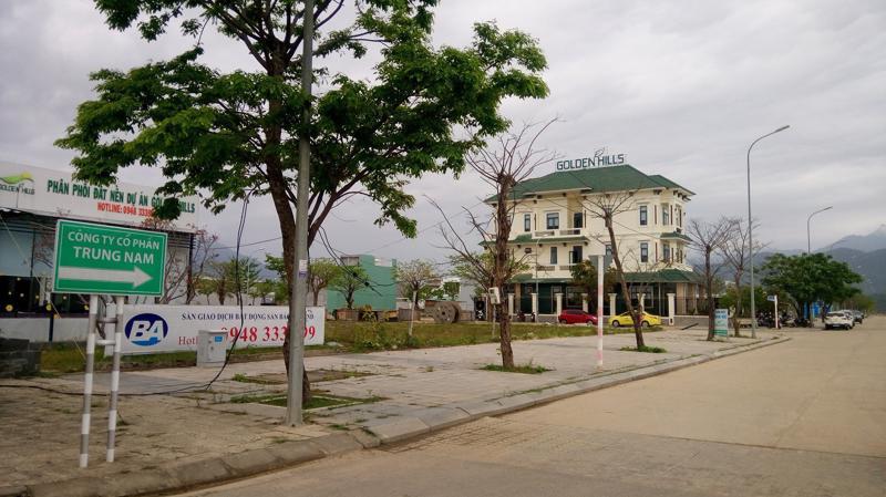 """Dự án Golden Hills đã và đang trên đà """"hồi sinh"""" nhờ dòng vốn mới từ Công ty Thịnh Phát Hà Nội."""
