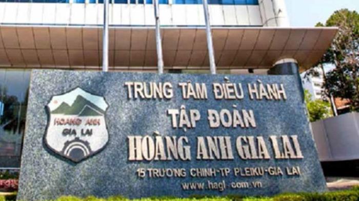 Lợi nhuận sau thuế chưa phân phối của HAG tại ngày 30/06/2019 là -728,17 tỷ đồng.
