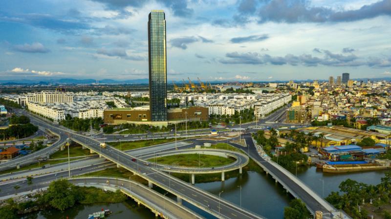Bộ mặt giao thông và đô thị Tp. Hải Phòng ngày càng phát triển