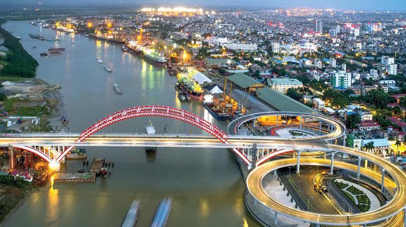 Thành phố Hải Phòng sẽ lập thành phố trực thuộc.
