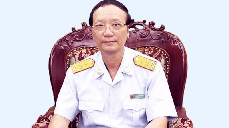 Ông Nguyễn Công Bình, Phó Tổng cục trưởng Tổng cục Hải quan.