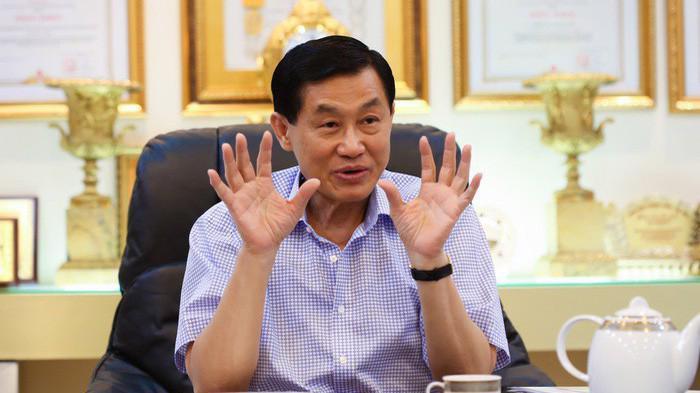 Doanh nhân Johnathan Hạnh Nguyễn tăng cường lấn sân trong lĩnh vực hàng không tại Việt Nam.