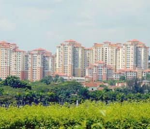 Giá nhà đất tại một số dự án ở Hà Nội đang tăng đột biến - Ảnh minh họa.