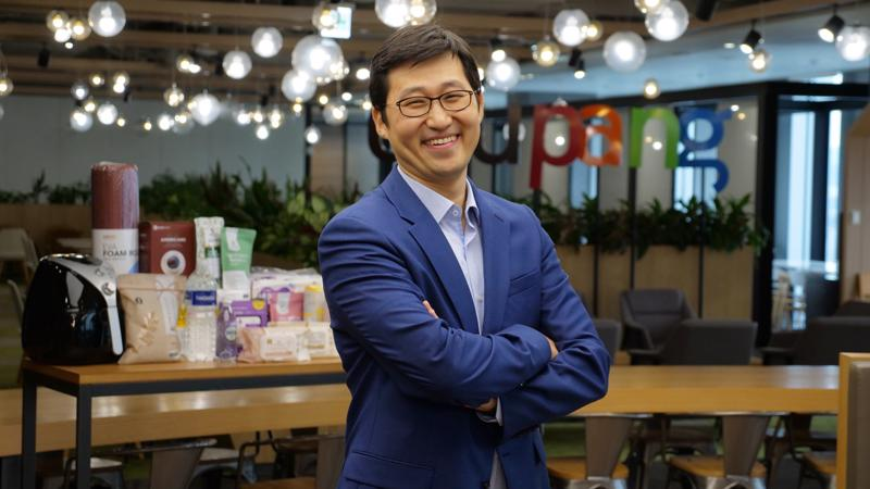 Bom Kim, người sáng lập, CEO của Coupang - Ảnh: CNBC.