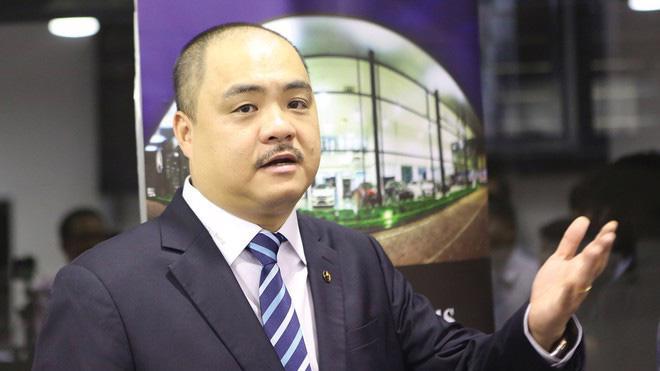 Chủ tịch kiêm Tổng giám đốc Haxaco Đỗ Tiến Dũng