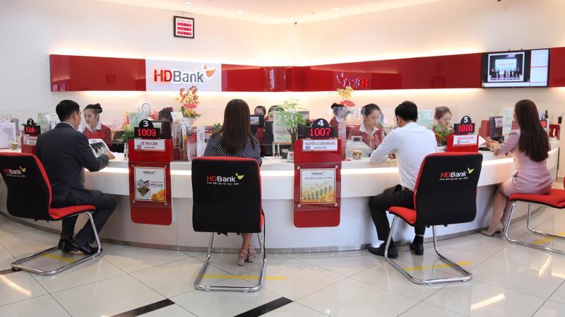 Chương trình ưu đãi lãi suất trên được HDBank triển khai từ nay đến hết 31/6/2021.