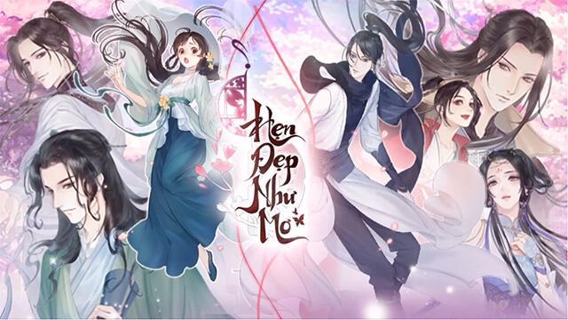 """Game """"Hẹn đẹp như mơ"""" được công ty Funtap mua bản quyền phát hành trò chơi này tại Việt Nam."""