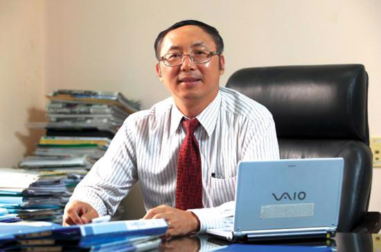 Chủ tịch Hội đồng Quản trị, Tổng giám đốc Công ty Cổ phần Công nghiệp và Thương mại (Lidovit), ông Nguyễn Dương Hiệu.