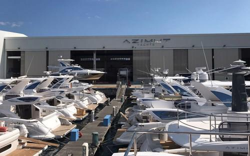 Vimarine hiện đang là nhà phân phối chính thức của 5 thương hiệu bao  gồm: 2 thương hiệu du thuyền Azimut Yachts & Sessa Marine của Ý,  cano & thuyền máy Monterey & Nautique của Mỹ, thuyền chở khách  Gulf Craft của Ả Rập.