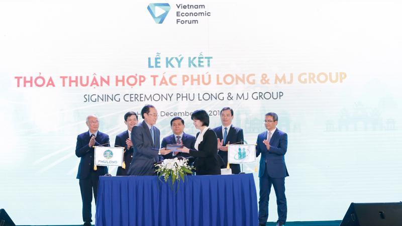 Thoả thuận hợp tác với MJ Group là một phần trong kế hoạch phát triển một thế giới nghỉ dưỡng quy mô lớn với tổng diện tích hơn 200ha trải dài hơn 1,5km bãi biển đẹp nhất Phú Quốc.
