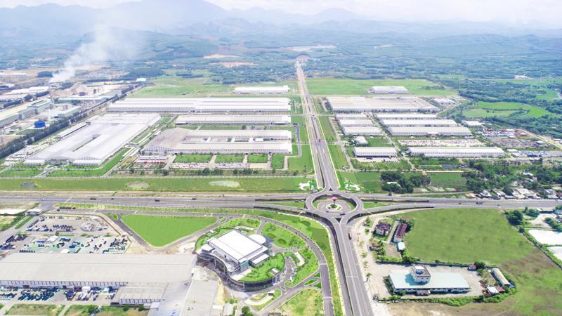 Từ khi bắt đầu đầu tư vào Khu Kinh tế mở Chu Lai năm 2003, Thaco đã xây dựng chiến lược nội địa hóa và tham gia chuỗi giá trị toàn cầu.