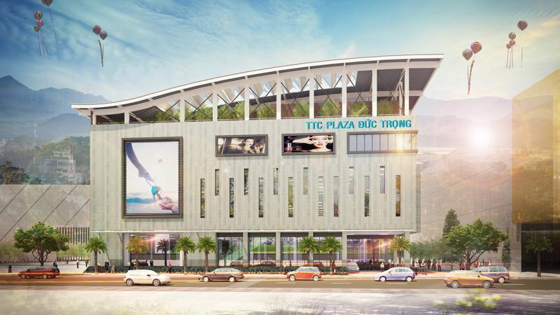 TTC Plaza Đức Trọng là dự án trung tâm thương mại thứ 4 của TTC Land, sau TTC Plaza Tây Ninh, TTC Plaza Bình Thạnh, Auchan Retail Âu Cơ - Tân Phú.