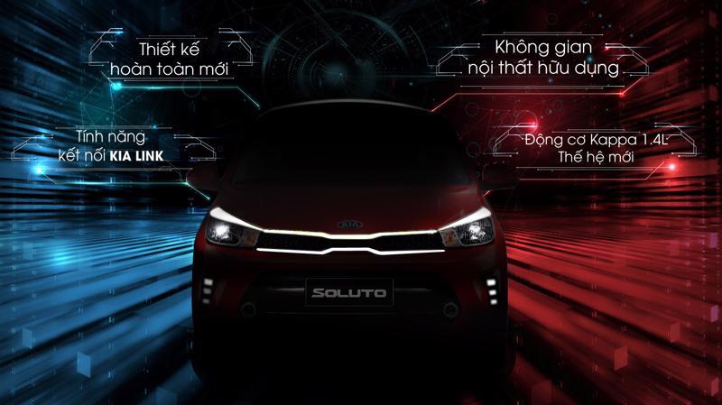 Kia Soluto được giới thiệu tại Việt Nam với 3 phiên bản gồm MT, MT Deluxe, AT Deluxe với giá bán khởi điểm chỉ từ 399 triệu đồng.