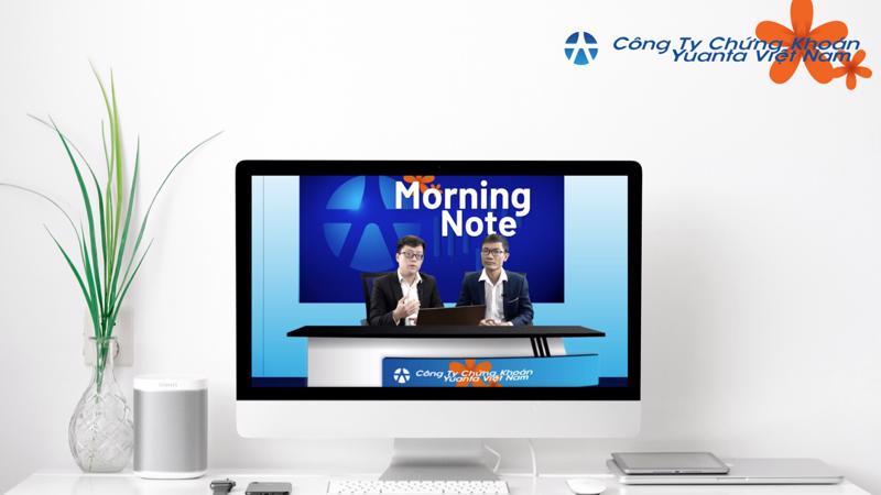 Chương trình livestream về thị trường chứng khoán trước giờ mở cửa YSlive.