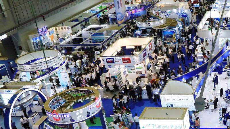 Triển lãm Vietwater năm nay dự đoán sẽ quy tụ hơn 500 doanh nghiệp trong ngành tham gia kết nối với 15.000 khách tham quan.