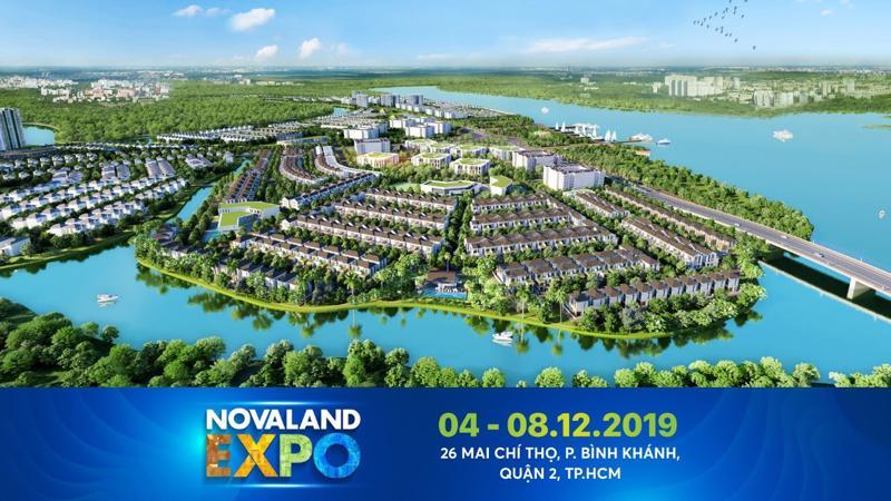 Cơ hội đầu tư lớn dịp cuối năm ở Novaland Expo