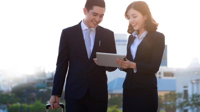 Dịch vụ ngân hàng hiện đại mang lại nhiều lợi ích thiết thực cho doanh nghiệp.
