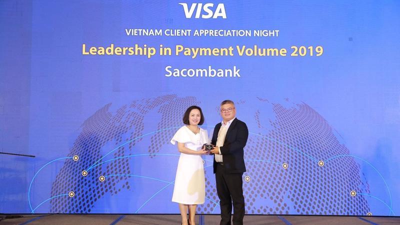 Các giải thưởng này đã phản ánh khá toàn diện mức độ đầu tư và nỗ lực của Sacombank trong việc mang đến cho khách hàng nhiều sản phẩm, dịch vụ tiện ích, đa dạng và nhiều giá trị gia tăng khác biệt.