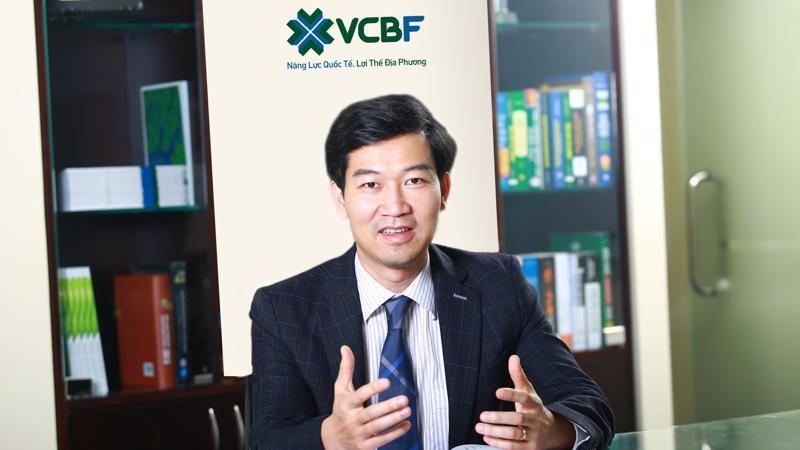 Tiến sĩ Vũ Quang Đông, Tổng giám đốc Công ty Quản lý Quỹ Vietcombank (VCBF).