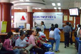 VietABank hiện có 61 điểm giao dịch trên cả nước.