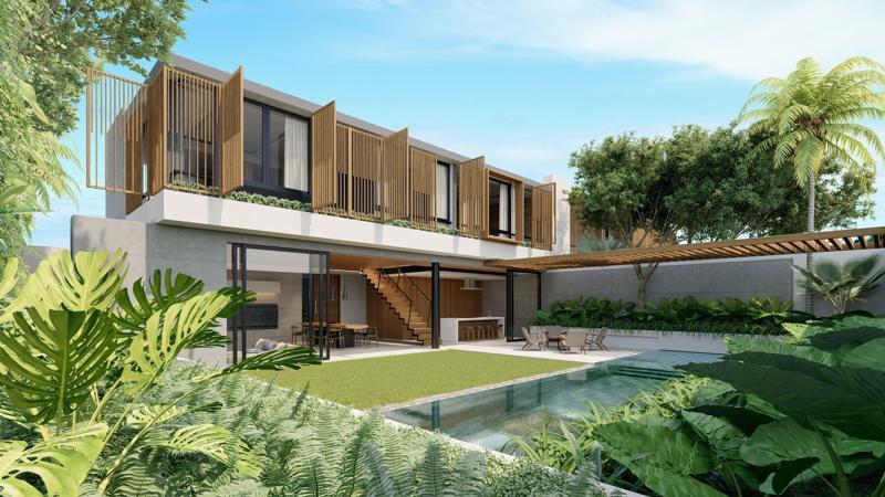 Dự án Boutique Hotel Phu Quoc Waterfront do BIMLand (thuộc tập đoàn BIM Group) làm chủ đầu tư.