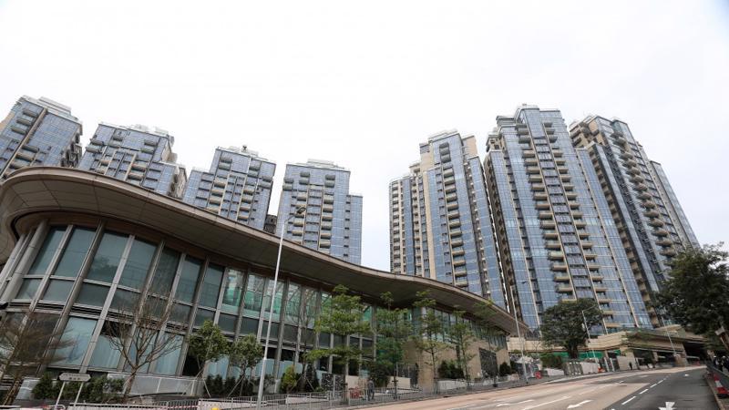 Chung cư Ultima - Ảnh: SCMP.
