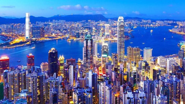 Hồng Kông đã vượt qua New York để trở thành thành phố có giá thuê nhà đất đắt đỏ nhất thế giới.