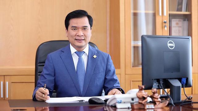 Ông Nguyễn Như Quỳnh, thành viên HĐQT kiêm hó tổng giám đốc phụ trách Ban điều hành HNX.