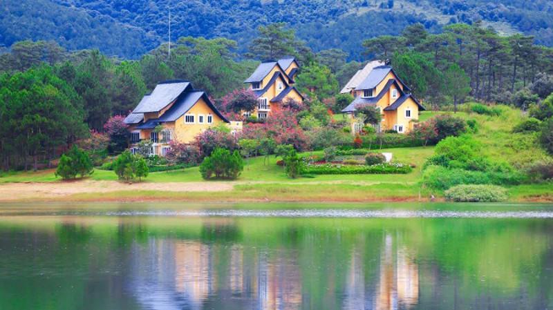 Hồ Tuyền Lâm, Đà Lạt.