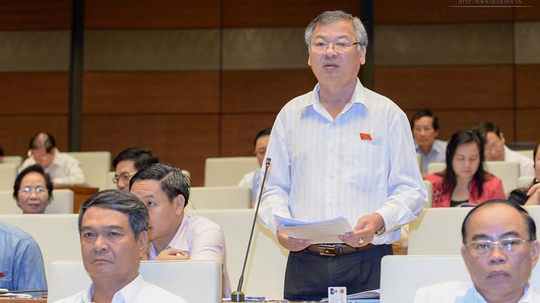 Ông Hồ Văn Năm không còn là đại biểu Quốc hội từ ngày 18/9/2019.