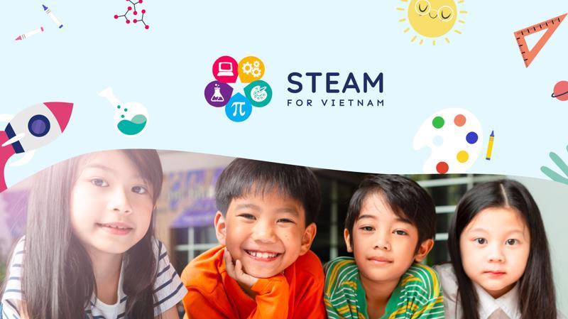 Phương pháp giảng dạy độc đáo và thực tế của STEAM for Vietnam đã tạo ra phong trào học lập trình Scratch trong các học sinh phổ thông với hàng chục ngàn dự án Scratch được hoàn thành.