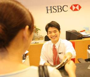 Thanh toán xuất nhập khẩu là một thế mạnh của HSBC. Ảnh: Việt Tuấn.