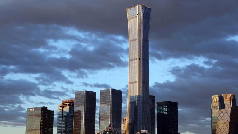 Trung Quốc dẫn đầu thế giới về số lượng cao ốc được hoàn thành xây dựng trong năm 2018.