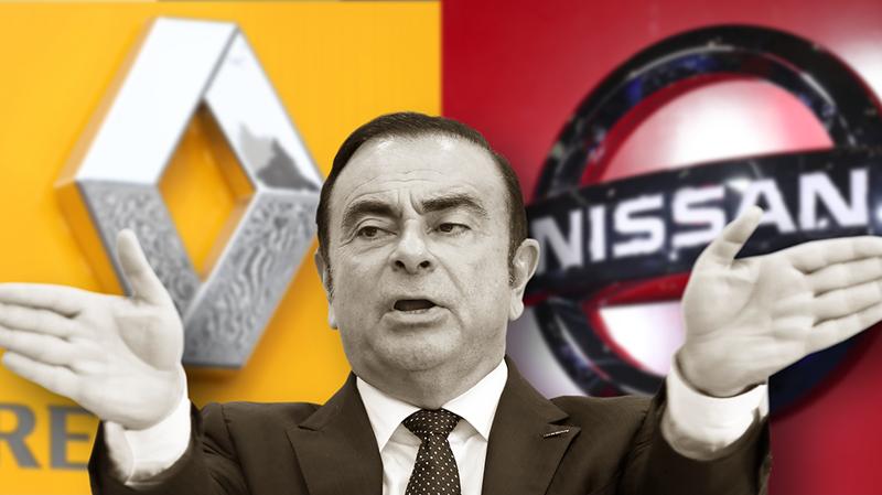 Carlos Ghosn bị bắt tại Nhật vào tháng 11 năm ngoái với nghi án gian lận tài chính - Ảnh: Nikkei.