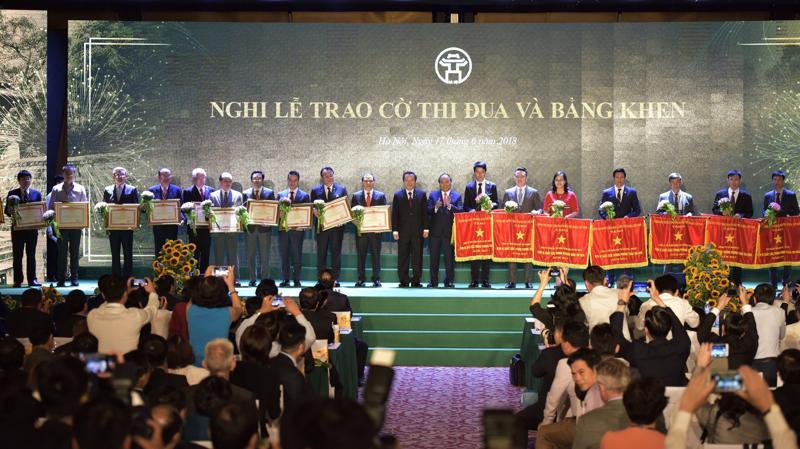 Đây là sự ghi nhận của Chính phủ trước những nỗ lực của Tập đoàn Tân Á Đại Thành trong sự nghiệp phát triển kinh tế và an sinh xã hội.