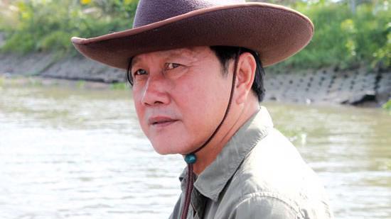Chủ tịch Hội đồng quản trị Công ty Cổ phần Hùng Vương Dương Ngọc Minh.