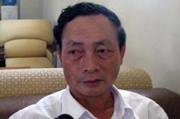 Chủ tịch Hội đồng Thành viên EVN Đào Văn Hưng.
